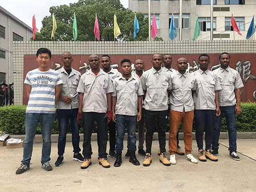 china latest news about Welcome the Abroad Students from Africa