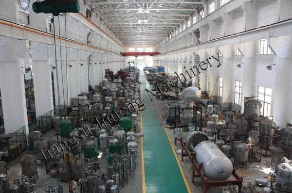 Durable Horizontal Pressure Filter For Edible Oil Solvent Extraction And Refinery Plant