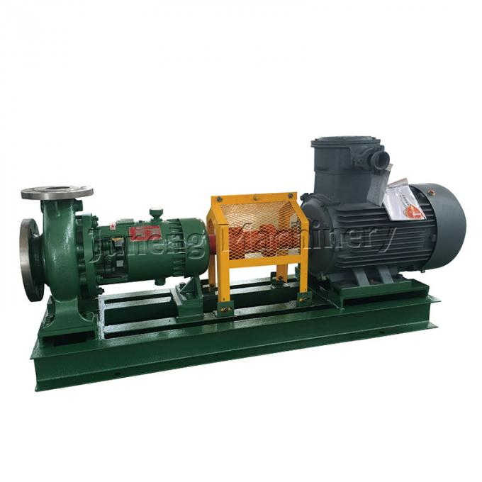 IHK Series Small Centrifugal Pump Food Grade Stainless Steel Edible Oil Pump