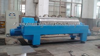 Super Solid Bowl Decanter Centrifuge For Dewatering Requirements supplier