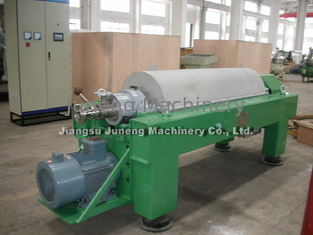 3 - Phase Horizontal Decanter Centrifuge For Palm Oil Processing