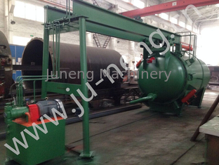 Auto Cake Discharging Horizontal Pressure Leaf Filters For Dewaxing Of Sunflower Oil