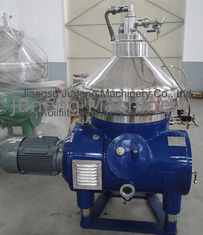 High Speed Disc Oil Separator / Centrifuge Separator For Vegetable Oils And Fats Refining