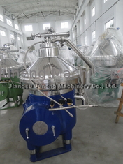 High Speed Disc Oil Separator / Centrifuge Separator For Vegetable Oils And Fats Refining supplier