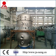 Vertical Type Pressure Leaf Industrial Filtration Systems For Fructose / Oil Processing