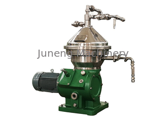 Automatic Disc Stack Stainless Steel Soymilk Separator With Long Life Time