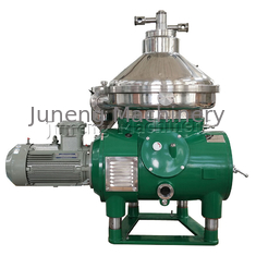 3 Phase Stainless Steel 304 Disc Oil Separator For Oil And Soap Separation