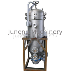 China NYB Vertical Pressure Leaf Filters Liquid Filter Machine Long Life Time supplier