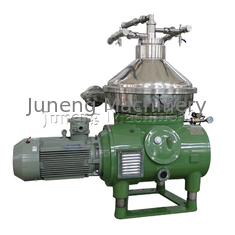 China Continuous Operate Disc Oil Separator Virgin Coconut Oil Centrifuge Machine supplier