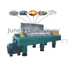 LW550W Type Water Treatment Horizontal Decanter Centrifuge For Sludge Dehydration