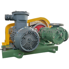 NCB Fuel Oil Centrifugal Transfer Pump Belt Drive Low Power Consumption