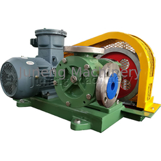 NCB Fuel Oil Centrifugal Transfer Pump Belt Drive Low Power Consumption supplier