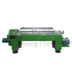China 3 Phase Horizontal Decanter Centrifuge For Oil Obtaining From Cooked Cartilage supplier