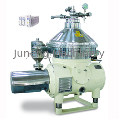China Bowl Drum SS304 500 L / H Milk Cream Separator Machine With Faster Speed supplier
