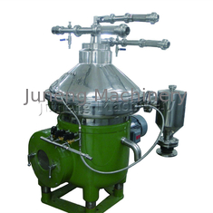 Oil Water Three Phase Conical Disc Centrifuge Separator , Centrifugal Water Separator
