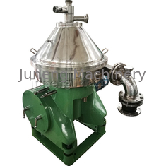 China Disk Bowl Centrifuge Oil Separator , Automatic Separator Machine For Fish Meal supplier