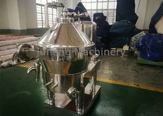 Clarification Process Stainless Steel Liquid Separator Machine For Vegetable Juice