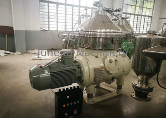 Solid Liquid Separatoion Drum Fruit Separator , Low Power Consumption