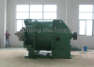 Small Solid Remove Vacuum Leaf Filter / Green Centrifugal Solid Liquid Separator supplier