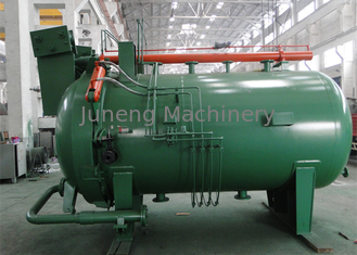 Stainless Steel Automatic Oil Dewaxing Horizontal Pressure Leaf Filter