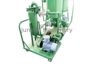 China Solid Liquid Vertical Plate Filter / Vacuum Leaf Filter Fully Enclosed Operation supplier