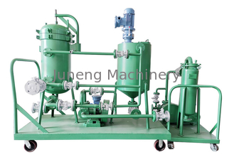 Environmentally Friendly Vertical Pressure Leaf Filters Without Material Loss supplier