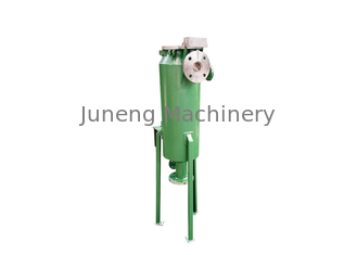 Hermetically Operated Vertical Pressure Filter , Custom Pressure Filtration System