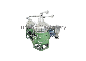 Vertical Shaft Oil Separator Machine / Large Capacity Centrifugal Oil Separator