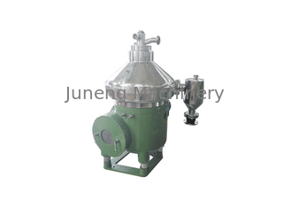 Disk Centrifuge Oil Water Separator With Inlet And Outlet Mechanism
