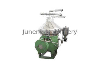 Automatic Centrifuge Oil Water Separator Piston Type Slag Removal supplier