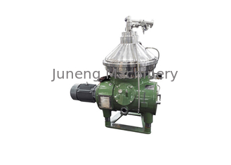 Self Cleaning Milk Cream Separator Machine Good Deoiling Performance