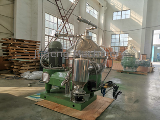 Durable Stainless Steel Cream Separator / Industrial Centrifugal Cream Separator