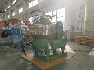 Custom Made Milk Cream Separator Machine With Strong Separating Capacity