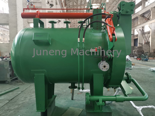 Hydraulic Horizontal Plate Pressure Filter / OEM Rotary Pressure Filter