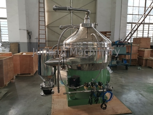 Self Cleaning Industrial Oil Separators Fully Automatic Discharge Mode