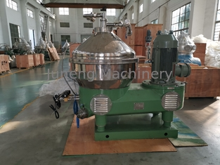 Low Noise Oil Separator Machine / Stainless Steel Disc Stack Separator