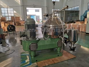 Automatic Industrial Oil Separators With PLC Control Operated 1000-10000L/H