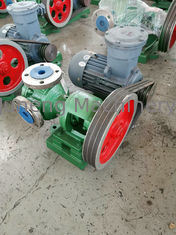 Liquid Centrifugal Transfer Pump Carbon Steel Material 1470 RPM Speed supplier