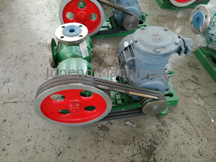Liquid Centrifugal Transfer Pump Carbon Steel Material 1470 RPM Speed