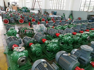 Electric Waste Oil Transfer Pumps / Small Centrifugal Pump Ductile Iron Alloy