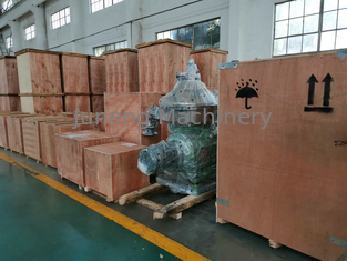Marine Centrifugal Solids Separator , Vegetable Oil Filter High Speed supplier