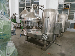 Marine Centrifugal Solids Separator , Vegetable Oil Filter High Speed