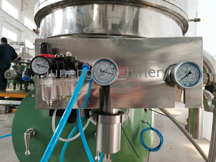 Metal Centrifugal Water Separator / Automated Disc Stack Separator