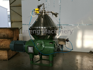 Bowl Type Centrifugal Filter Separator Liquid - Liquid - Solid Separation