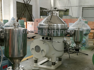 Lower Noise Disc Oil Separator For Beverage Products Industry , Dairy Industry