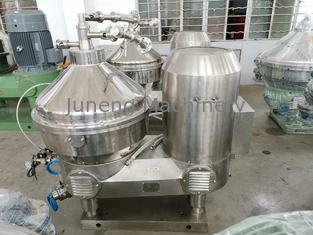 High Speed Disc Oil Separator For For Vegetable Oil Refining Operating Stability