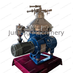 Modular Design Waste Oil Centrifuge Separator , Waste Oil Purification