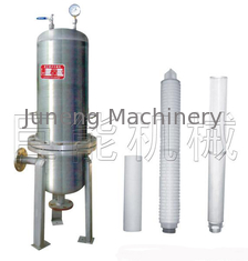 China Energy Saving Candle Filters Purification Application,Beverage and Foodstuff Filter supplier