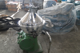 China New Cream Separator for Milk and Whey Skimming 1000-10000L/h supplier