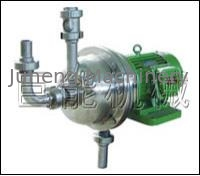 Capacity 100 - 200T/D Centrifugal Mixing Transfer Pump Vegetable Oil Continuous Refining